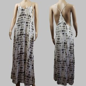 Out From Under Maxi Animal Print Dress Size XS